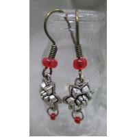 Flower 5 earrings