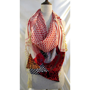 Triangle Scarf ... the Voyager