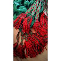 the Playful Tassels Scarf