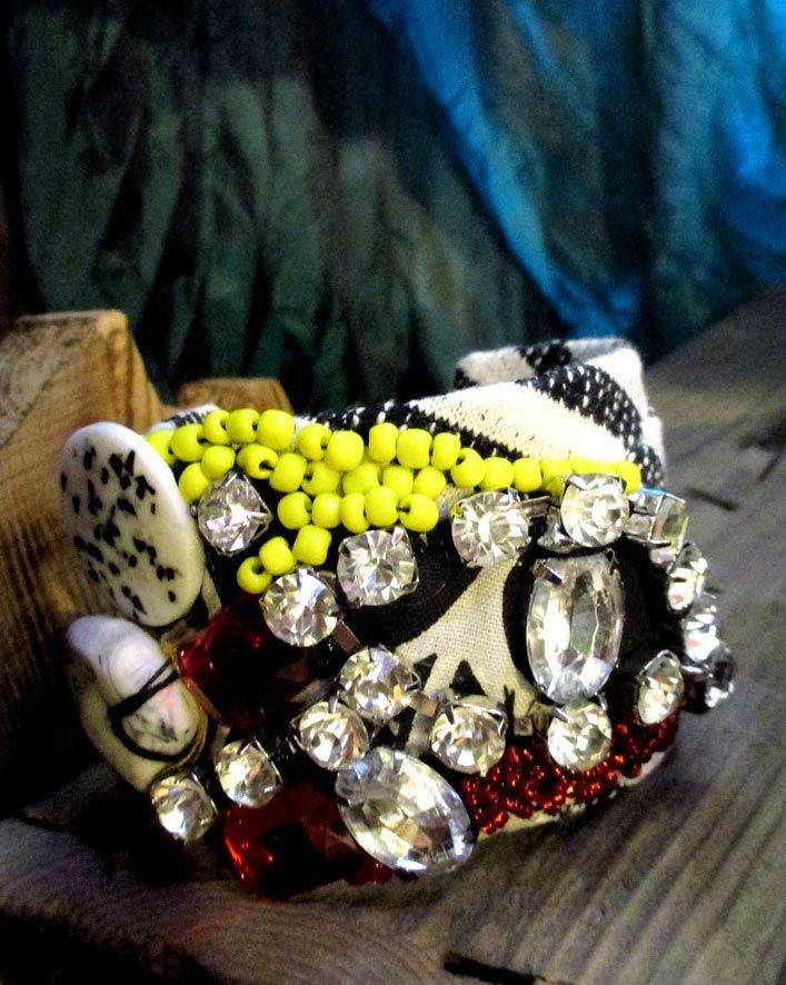 Cuff Bracelet Orientals